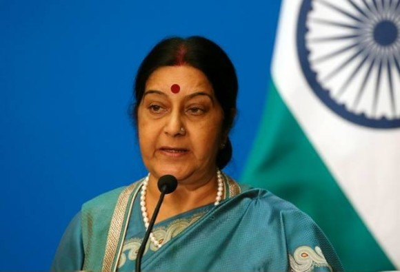 India has improved the situation in the world says sushma swaraj