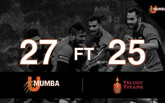 U Mumba begins title defence on a rousing note