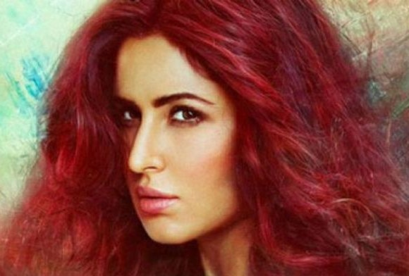 Katrina Kaif rubbishes reports that her red hair in Fitoor cost Rs.55 lakh!