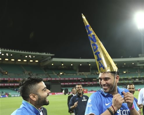 India now number one T20 side