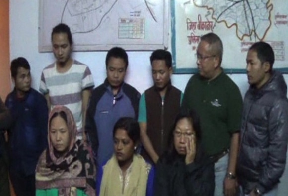 Rajasthan: Christian missionaries 11 members arrested