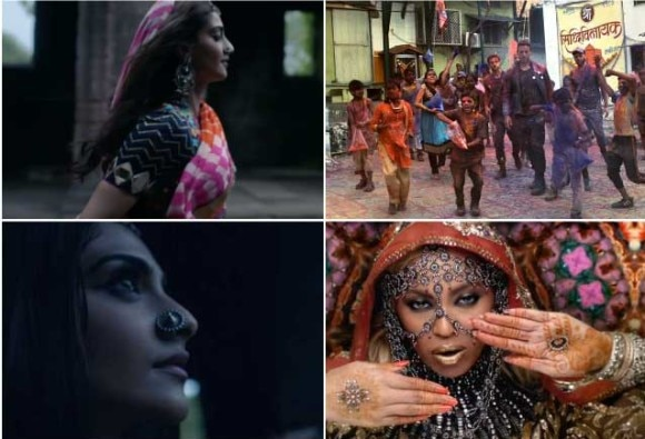 Coldplay's video Controversy, featuring Beyoncé & Sonam Kapoor