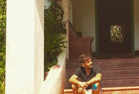 Keith and Rochelle are CHILLING OUT in Goa!
