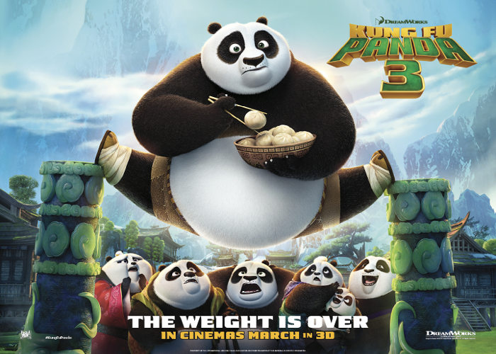 kung fu panda 3 rocks the box office after its release