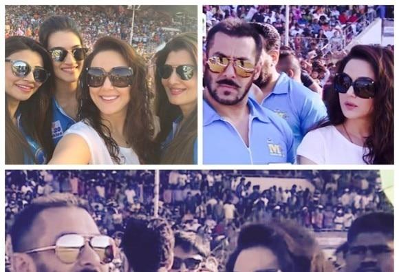 Salman's Haryanvi vibe for 'Sultan' is rocking: Preity Zinta