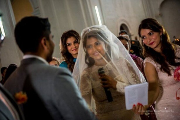 Raveena Tandon's daughter ties knot in Goa; Here's the wedding album!