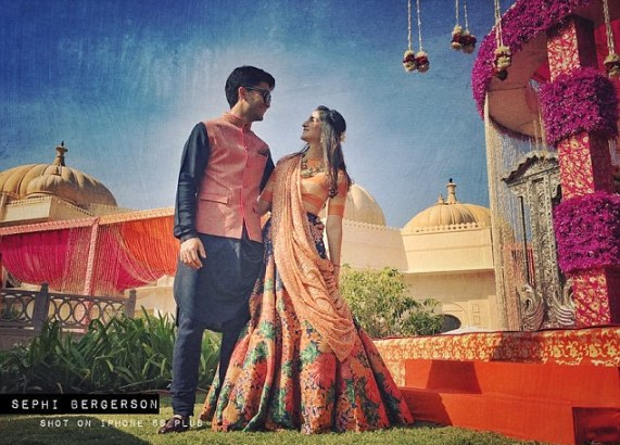 Photographer shot an entire Indian wedding on his iPhone 6s Plus