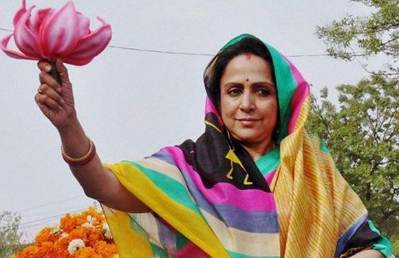 hema malini rejects allegations against her in the land allocation corruption case