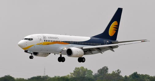 Jet airways to offer Wi-Fi services in domestic flights