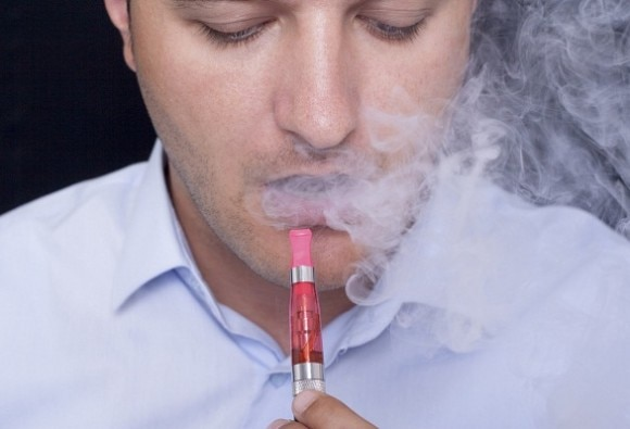 Cherry-flavoured e-cigarettes most harmful to users