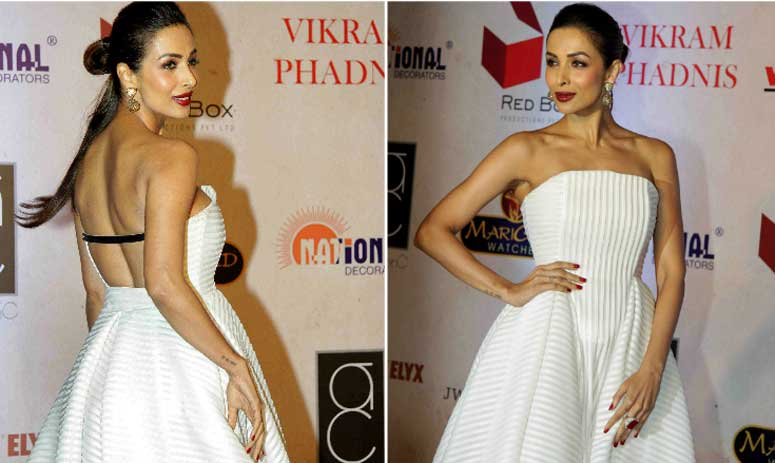 malaika arora khan tattoo photos