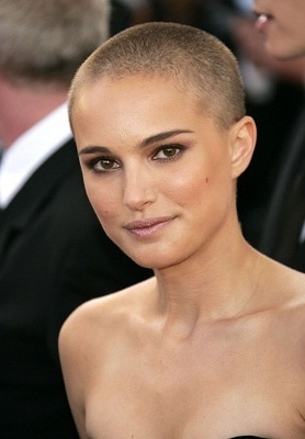 Gorgeous Celebs Who Willingly Shaved Their Heads