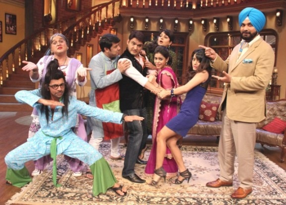 Colors CEO Raj Nayak reveals the REAL reason why Comedy Nights with Kapil went off air