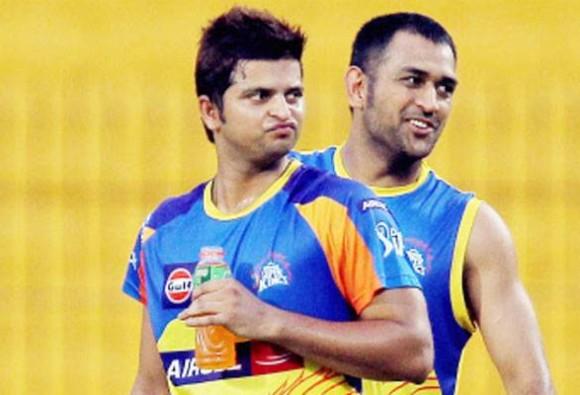 Challenging to stop MS Dhoni's trademark shots in IPL : Suresh Raina