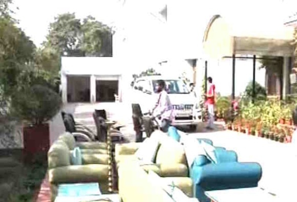 Congress MP Adhir Ranjan's furniture thrown out of bungalow, says he is being victimised for speaking against PM Modi