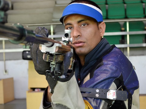 Rajput shines as India bags record 12th Olympic quota