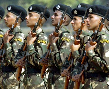 IAF to induct 700 more Garud commandos