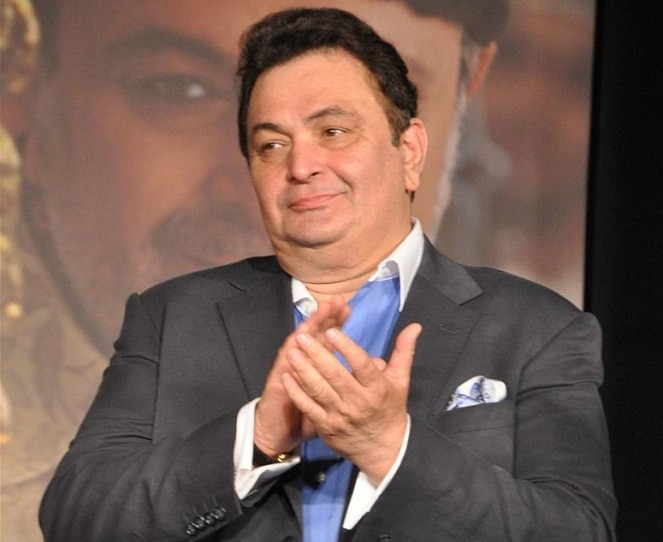 Rishi Kapoor spent  Rs 1.5 crore and five hours every day for a month on make up