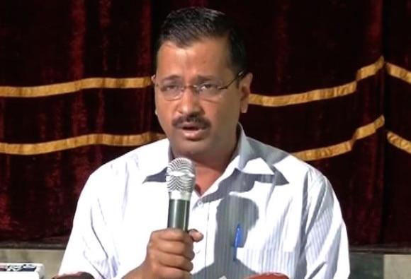 arvind kejriwal on MCD controversy