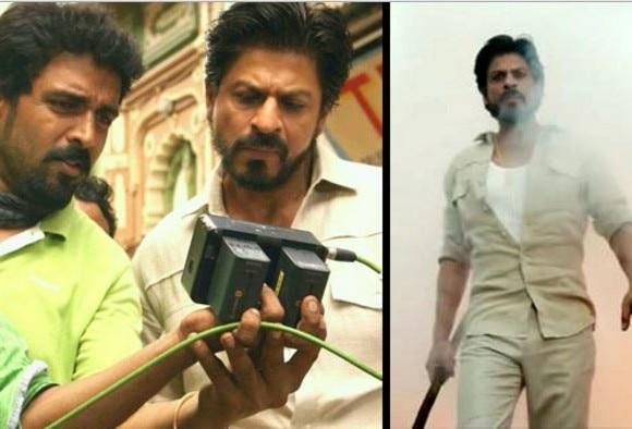 "VHP Protests Shooting of Shah Rukh Khan's ""Raees"""