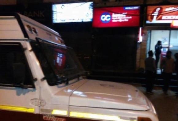 ATM robber caught in Delhi