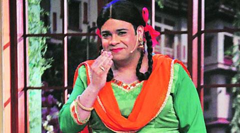 Kiku Sharda Has A Response To Krushna Abhishek's Com