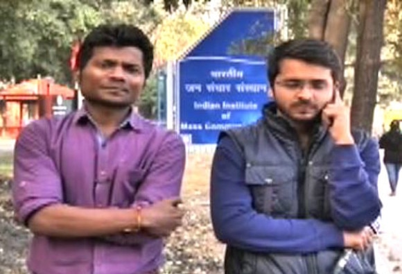 FB post against Dalits stir controversy at IIMC