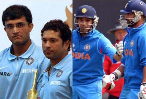 Great if me and Shikhar can match Tendulkar-Ganguly pair: Rohit Sharma