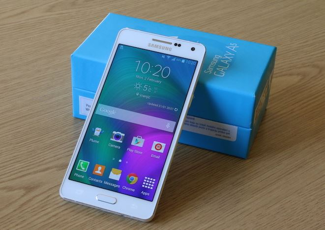 SAMSUNG A7 AND A5 LAUNCH in india