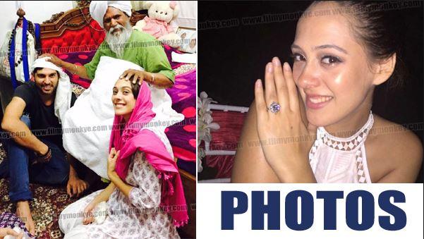 Yuvraj Singh & Hazel Keech Make A Good-Looking Couple At The Airport