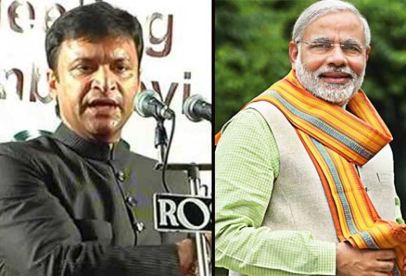 Watch: Akbaruddin Owaisi says with Narendra Modi he can wipe out Congress from the country