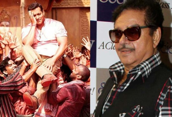 Shatrughan Sinha launches a special song for Salman Khan's wedding