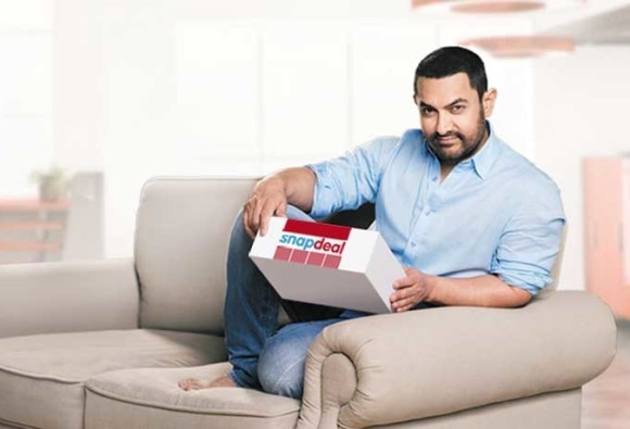 Snapdeal not to renew Aamir Khan's contract as brand ambassador