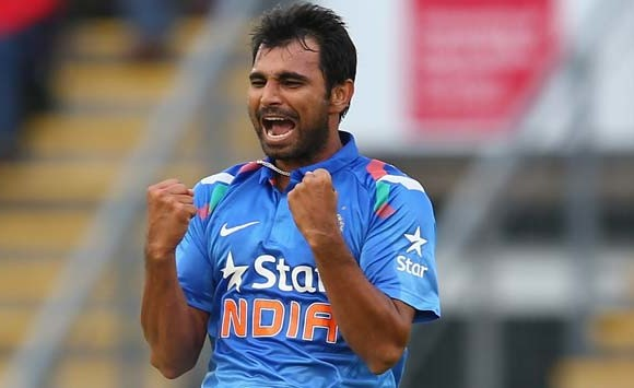 Mohammed Shami is not fit!
