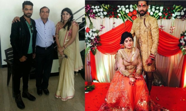 Ravindra Jadeja begins new innings, gets engaged to Reeva Solanki