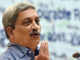 पठानकोट हमले पर बोले रक्षा मंत्री ईंट का जवाब पत्थर से देगा भारत