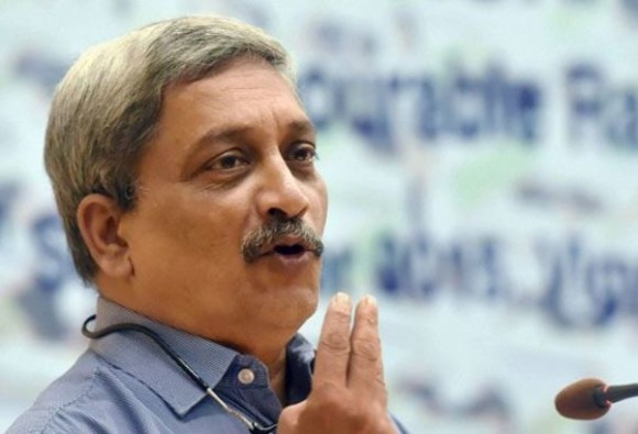 India will give tit-for-tat, says Manohar Parrikar