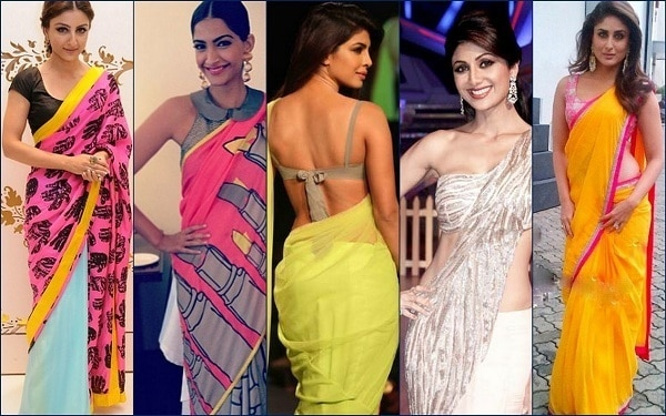 Mistakes You Should Never Make While Wearing a Saree
