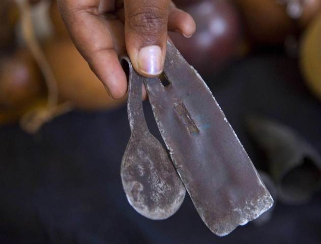Horrific female genital mutilation continues to haunt over 200 million girls and women around the world