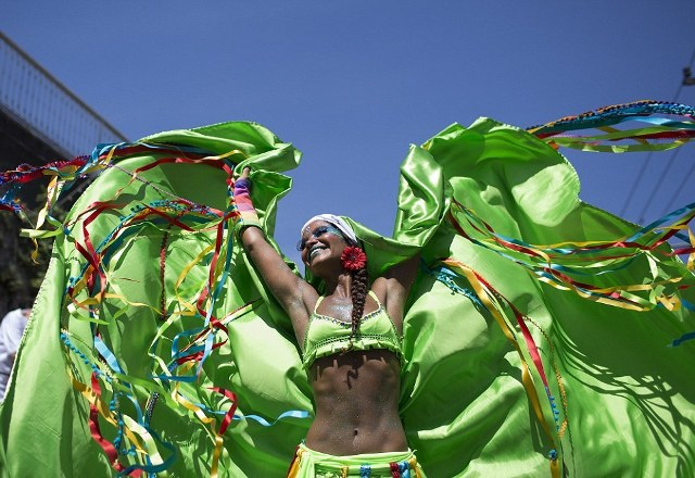Millions of Brazilians are taking to the streets to celebrate the fabulous Carnival festival