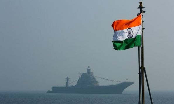 India's naval on full display at International Fleet review off Vizag coast