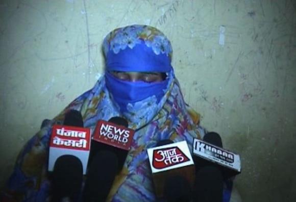delhi rape loot