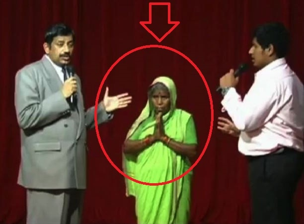 Miracle healer booked under Black Magic Act
