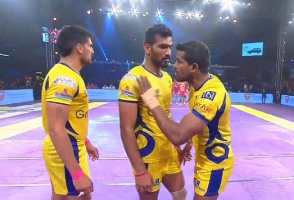 Pro Kabaddi League: Red card to player and Coach