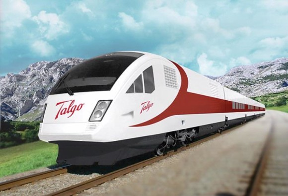 This Spanish train could soon be running on the Mumbai-Delhi route