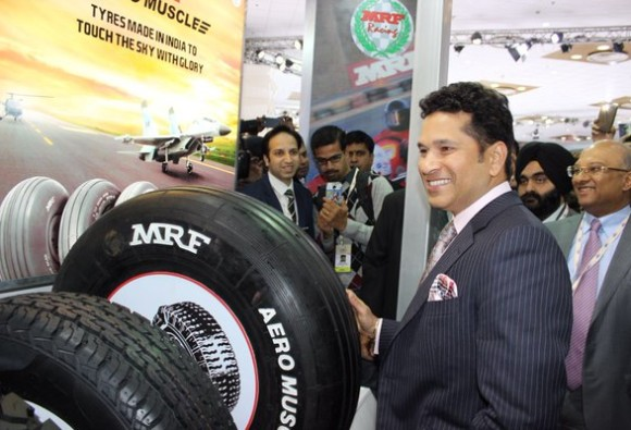 Sachin bats for safer Indian roads