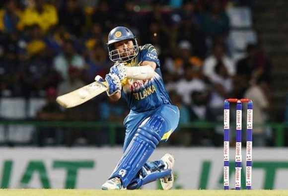 dilshan out from first t 20