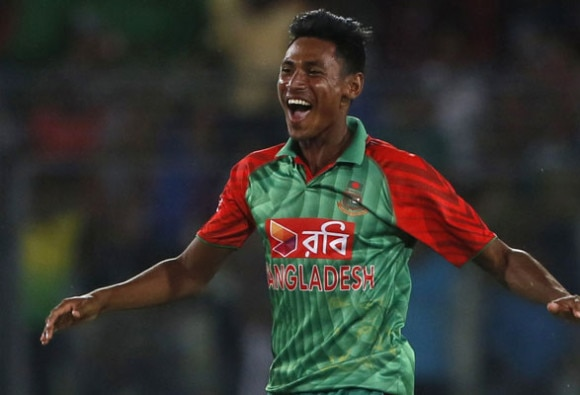 Mustafizur Rahman excited about his maiden IPL stint