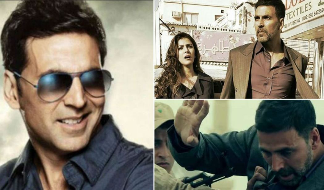 Box Office Collection of airlift