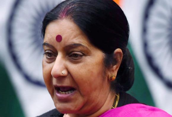 Sushma Swaraj: 39 Indians missing in Iraq are safe